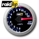raid hp NIGHT FLIGHT CHRONO - Auspuff/Abgastemperatur-Anzeige - Instrument