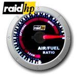 raid hp NIGHT FLIGHT CHRONO - Benzin-/Luftgemisch/Lambda-Anzeige - Instrument
