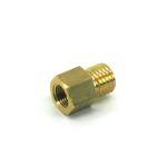 raid hp Gewinde-Adapter M12 x 1,5 für Öldruck-/Öltemperatur-Geber 1/8-27nptf