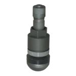 Metallventil 11,3 mm titan grau - Reifenventil Ventil - Alligator Aluventil